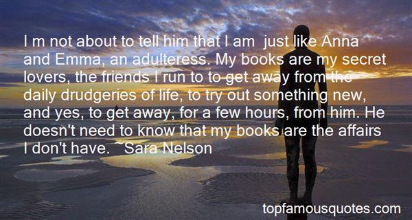 Quotes About Secret Love Affairs