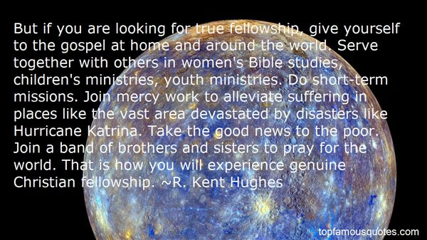 Quotes About Short Term Missions