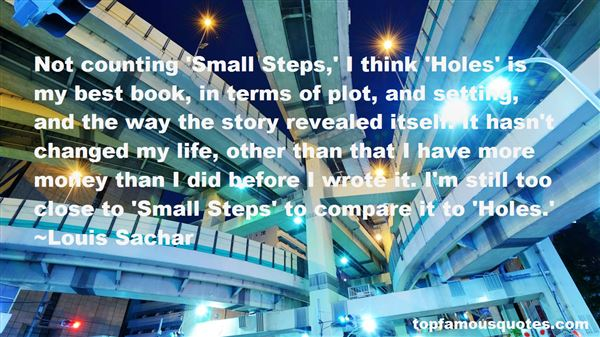 Quotes About Small Steps To Change