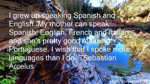 Quotes About Speaking Spanish