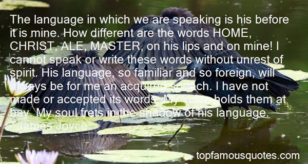 Quotes About Speaking Without Words