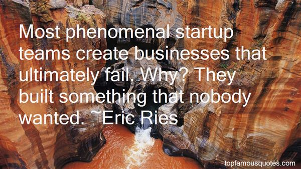 Quotes About Startup Teams