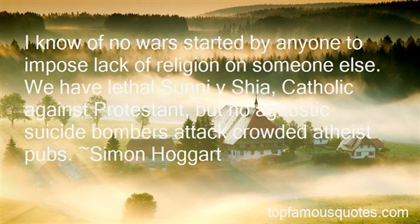 Quotes About Suicide Bombers