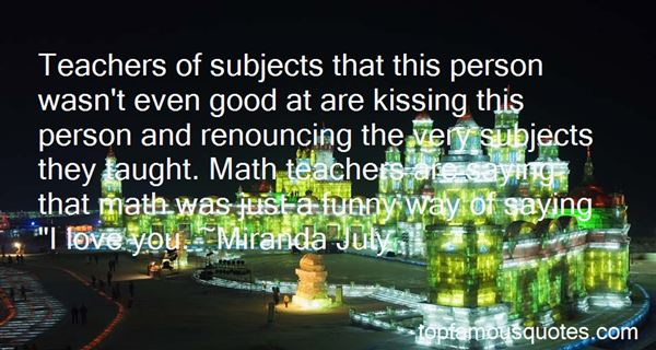 Quotes About Teachers Funny