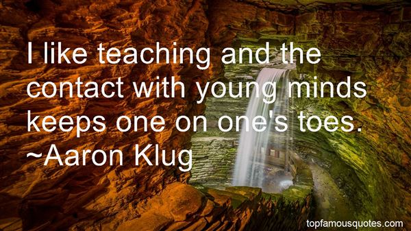 Quotes About Teaching Young Minds