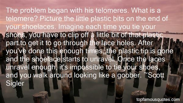 Quotes About Telomeres