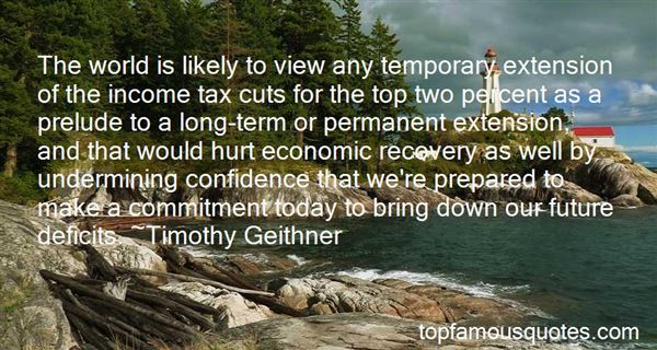 Quotes About Term Extension