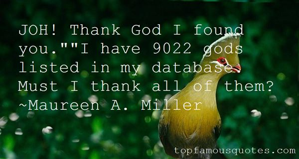 Quotes About Thank God I Found You