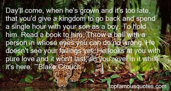 Quotes About That Boy You Love