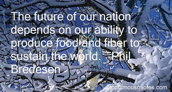 Quotes About The Future Of Our World