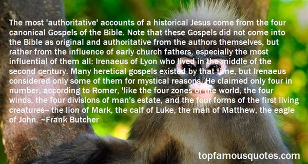 Quotes About The Gospel Of Luke