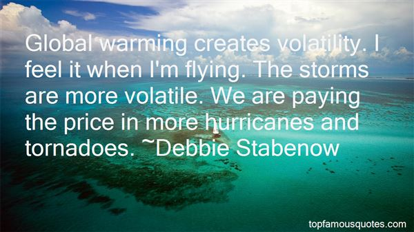 Quotes About Tornadoes