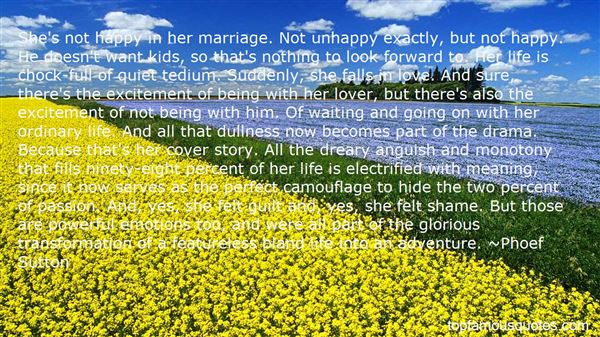Quotes About Unhappy Love Life