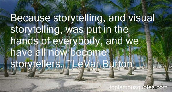 Quotes About Visual Storytelling