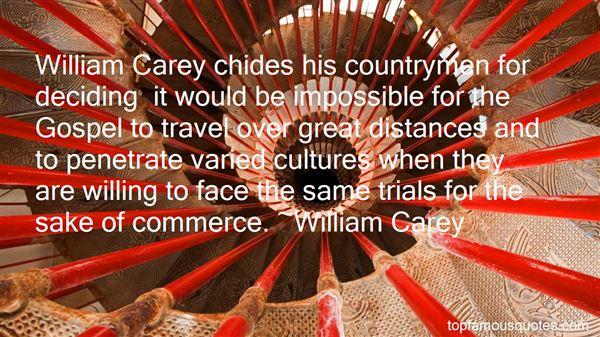 Quotes About William Carey
