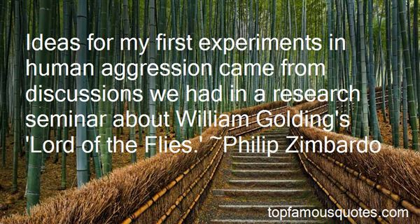 Quotes About William Golding