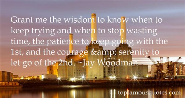 Quotes About Wisdom And Patience