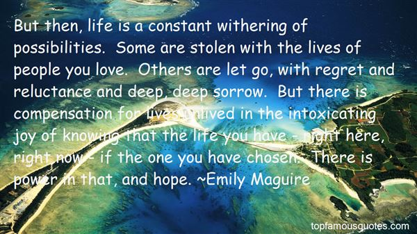 Quotes About Withering Life