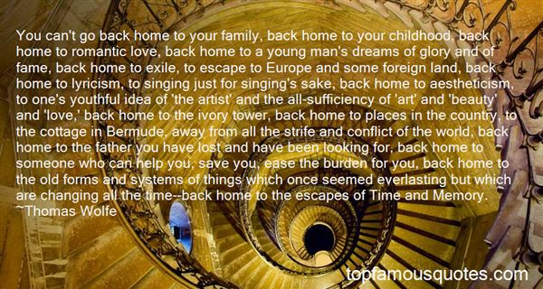 Quotes About Your Home Country