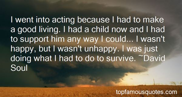Quotes About Acting Happy