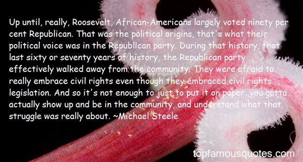 Quotes About African American History