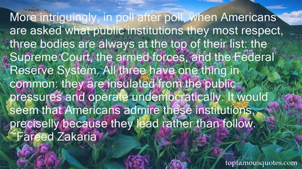 Quotes About American Court System