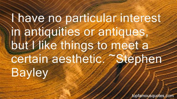Quotes About Antique Things