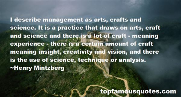 Quotes About Arts And Creativity
