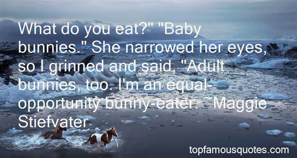Quotes About Baby Bunnies