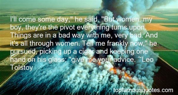 Quotes About Bad Advice