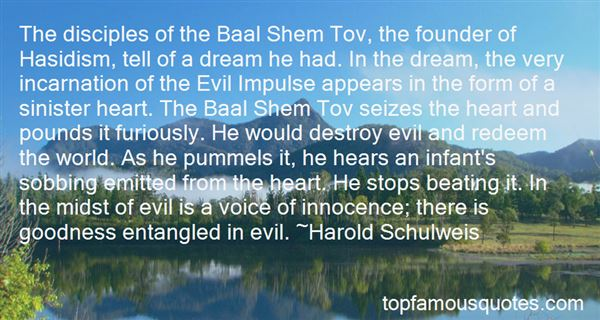 Quotes About Beating Evil