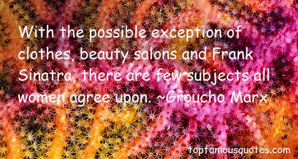 Beauty Salon Quotes Best 5 Famous Quotes About Beauty Salon