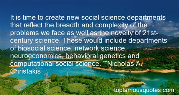 Quotes About Behavioral Science