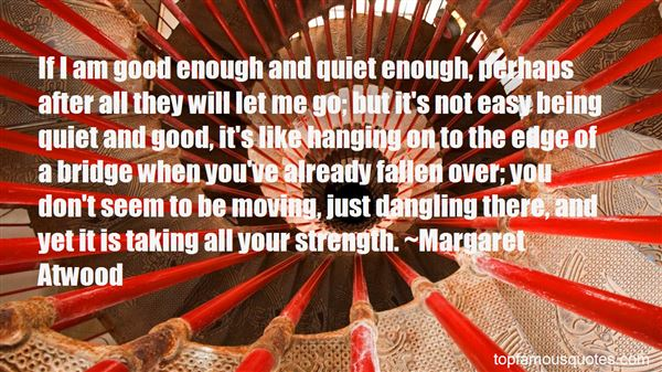 Quotes About Being Quiet Strength