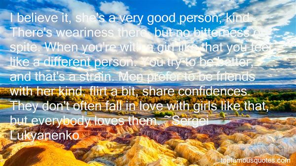 Quotes About Bitter Girl