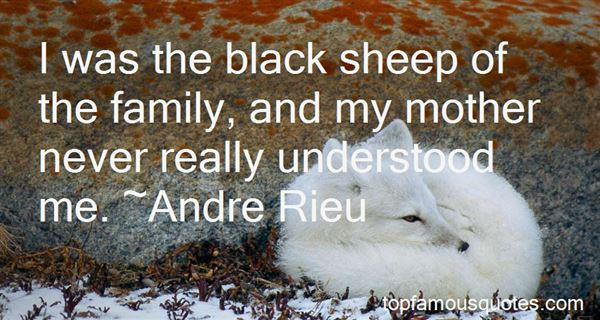 Quotes About Black Sheep Of The Family