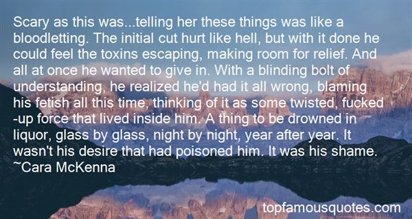 Quotes About Bloodletting