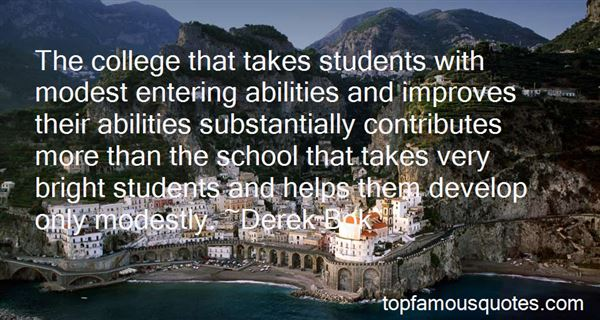 Quotes About Bright Students