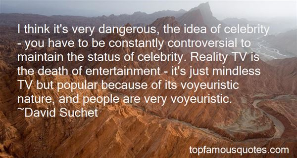 Quotes About Celebrity Status