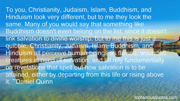 Quotes About Christianity And Judaism