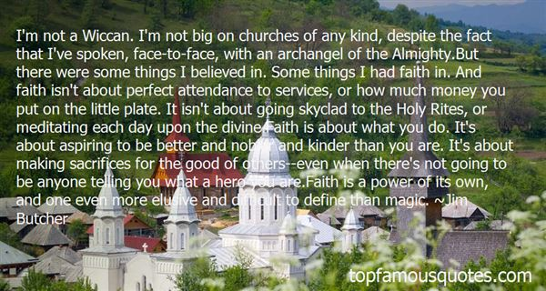 Quotes About Church Services