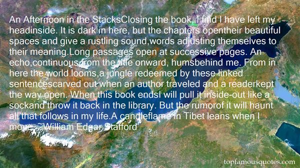 Quotes About Closing A Chapter In Life