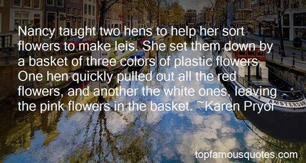 Quotes About Colors Of Flowers