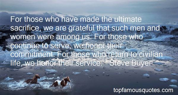 Quotes About Commitment To Service