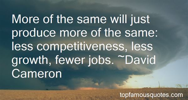 Quotes About Competitiveness