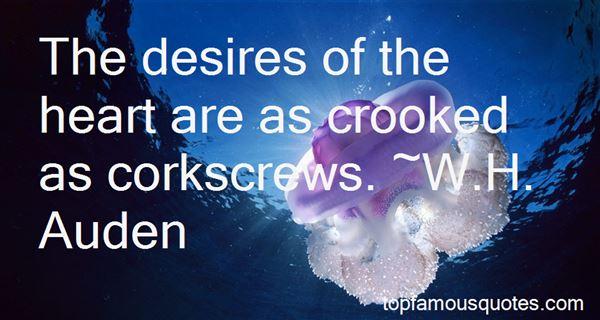 Quotes About Corkscrews