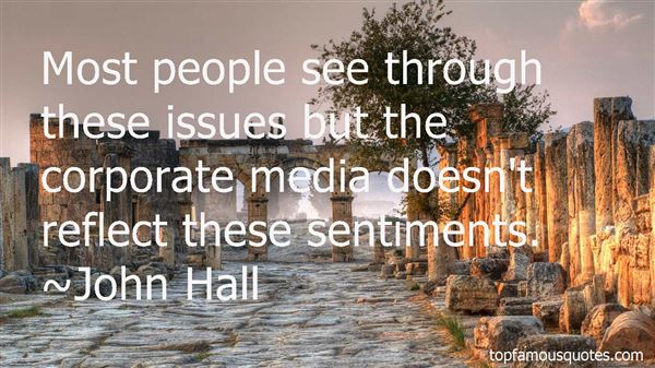 Quotes About Corporate Media