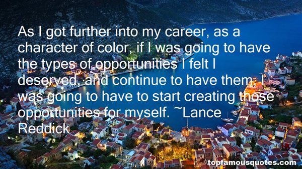 Quotes About Creating Opportunities