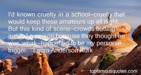 Quotes About Cruelty In Night