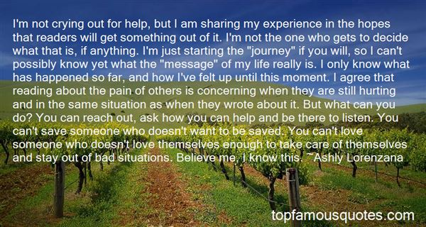 Quotes About Crying Out For Help